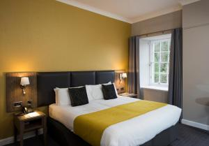 New Lanark Mill Hotel, Отели  Ланарк - big - 16