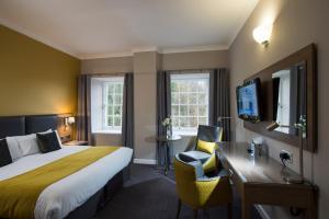 New Lanark Mill Hotel, Отели  Ланарк - big - 19