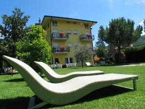 Bikehotel Toresela am Gardasee, Hotel  Nago-Torbole - big - 1