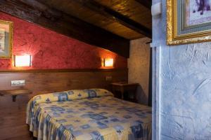 Hotel Rural Bidean, Vidiecke domy  Puente la Reina - big - 6