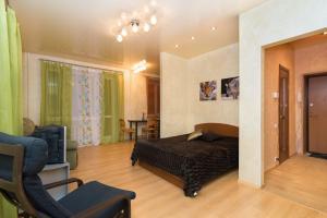 Apartment on Popova 25 - Posëlok Krasnaya Zvezda