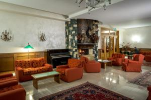 Hotel 5 Miglia, Hotely  Rivisondoli - big - 46