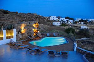 Almyra Guest Houses, Aparthotels  Paraga - big - 103