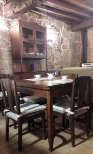 A Lareira De Allariz, Дома для отпуска  Альярис - big - 12