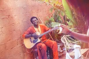 Residence Hotel Lwili, Szállodák  Ouagadougou - big - 33