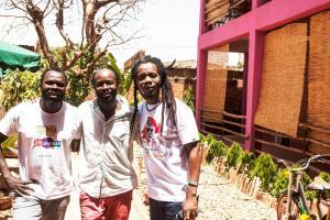Residence Hotel Lwili, Szállodák  Ouagadougou - big - 32