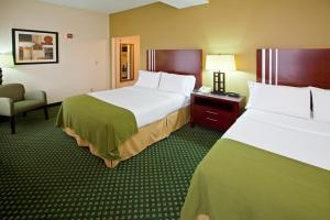 Holiday Inn Express Hotel & Suites Indianapolis - East, Hotely  Indianapolis - big - 12