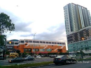 Das Loft Suite Bangi @ Evo Suites, Ferienwohnungen  Kampong Sungai Ramal Dalam - big - 24