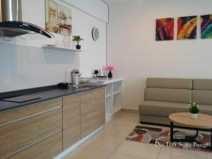 Das Loft Suite Bangi @ Evo Suites, Apartmány  Kampong Sungai Ramal Dalam - big - 23