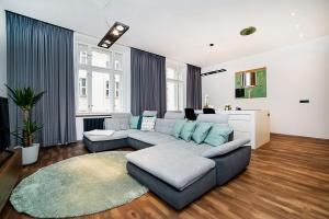 WorkStay Apartments Bilkova, Апартаменты  Прага - big - 21