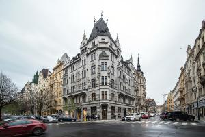 WorkStay Apartments Bilkova, Ferienwohnungen  Prag - big - 25