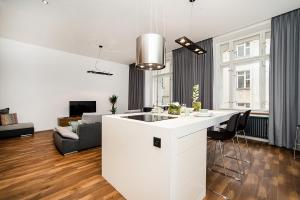 WorkStay Apartments Bilkova, Ferienwohnungen  Prag - big - 40