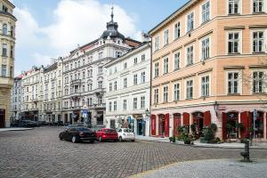 WorkStay Apartments Bilkova, Апартаменты  Прага - big - 46