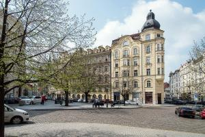 WorkStay Apartments Bilkova, Апартаменты  Прага - big - 47