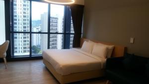 Bintang Services Suite At M City, Apartmány  Kuala Lumpur - big - 1