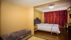 Hanlinge Apartment, Апартаменты  Далянь - big - 5