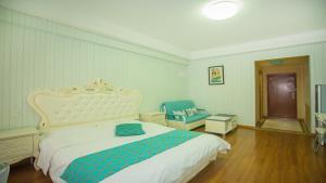 Hanlinge Apartment, Апартаменты  Далянь - big - 10