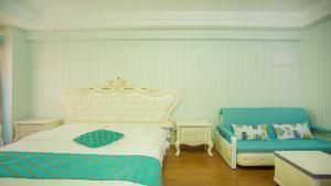 Hanlinge Apartment, Апартаменты  Далянь - big - 11