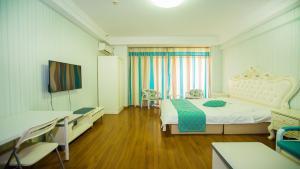 Hanlinge Apartment, Апартаменты  Далянь - big - 12