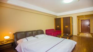 Hanlinge Apartment, Апартаменты  Далянь - big - 14