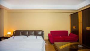 Hanlinge Apartment, Апартаменты  Далянь - big - 15