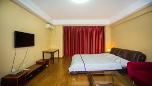 Hanlinge Apartment, Апартаменты  Далянь - big - 16