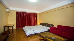 Hanlinge Apartment, Апартаменты  Далянь - big - 17