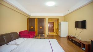 Hanlinge Apartment, Апартаменты  Далянь - big - 18