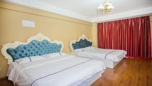 Hanlinge Apartment, Апартаменты  Далянь - big - 22