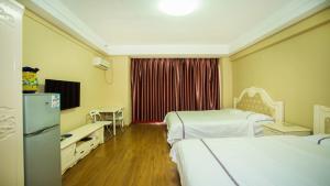 Hanlinge Apartment, Апартаменты  Далянь - big - 24