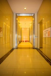 Hanlinge Apartment, Апартаменты  Далянь - big - 27