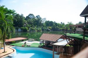 Thanalagoon Resort, Penziony  Mu Si - big - 37