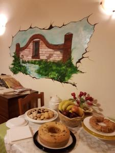 B&B Antica Fonte del Latte, Bed and breakfasts  Santa Vittoria in Matenano - big - 23
