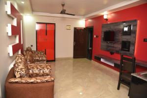 Subra Residency, Aparthotely  Kumbakonam - big - 8