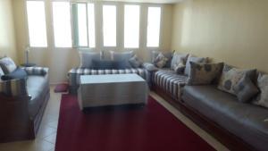Résidence AL KHAYR, Apartments  Agadir - big - 3