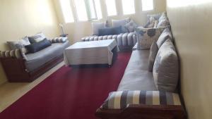 Résidence AL KHAYR, Apartments  Agadir - big - 4
