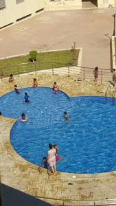 Résidence AL KHAYR, Apartments  Agadir - big - 28