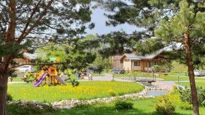 Novinki Park, Vidiecke domy  Novinki-Begichevo - big - 1