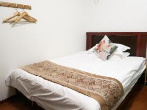 Angebot - Zimmer mit Queensize-Bett ohne Fenster