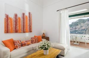Villa Mariuccia Capri, Apartmanok  Capri - big - 51