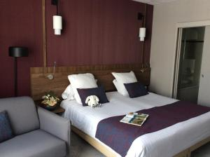 Best Western Le Duguesclin, Hotels  Saint-Brieuc - big - 9