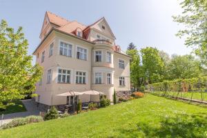 4 stern hotel Boutique hotel Villa Beatika Český Krumlov Tschechien