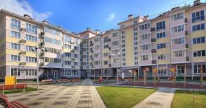 Apartment Na Voskresenskoy, Appartamenti  Adler - big - 16