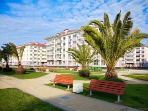 Apartment Na Voskresenskoy, Appartamenti  Adler - big - 17