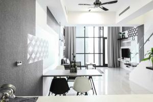 Bintang Services Suite At M City, Apartmány  Kuala Lumpur - big - 21