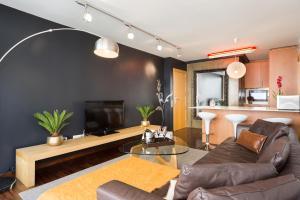 My Space Barcelona Executive Apartments Center, Апартаменты  Барселона - big - 38