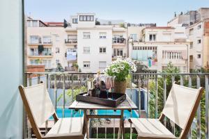 My Space Barcelona Executive Apartments Center, Апартаменты  Барселона - big - 43