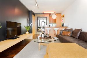 My Space Barcelona Executive Apartments Center, Апартаменты  Барселона - big - 44