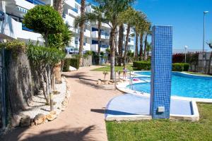 La Calma - 3 bedroom apartament, Ferienwohnungen  Playa Flamenca - big - 15