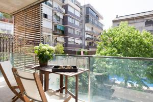 My Space Barcelona Executive Apartments Center, Апартаменты  Барселона - big - 56